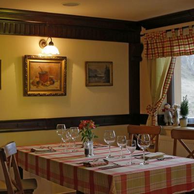 Restaurant, Nobillis Carpathian Residence