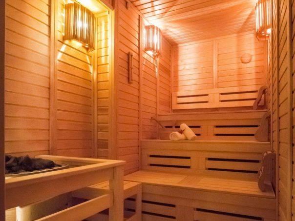Sauna uscata, sauna finlandeza (1)